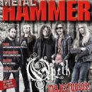 Opeth - Metal&Hammer Magazine Cover [Spain] (October 2016)
