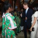 Prince Harry Windsor and Meghan Markle 2018 Queen's Young Leaders Awards