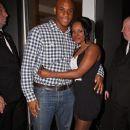 Keisha Buchanan and Dean Thomas