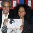 Diana Ross and Robert Ellis Silberstein - 350 x 500