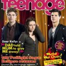 Kristen Stewart, Taylor Lautner, Robert Pattinson - Teenage Magazine Cover [Singapore] (July 2010)