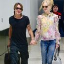 Nicole Kidman and Keith Urban – Arrives at the airport in Sydney