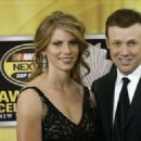 Matt Kenseth and Katie Kenseth