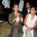 Karrueche Tran Etxeberria Fashion Show In Nyc