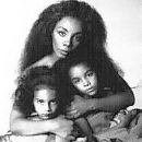 Donna Summer & Daughters Brooklyn & Amanda