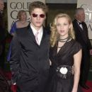 Ryan Phillippe and Reese Witherspoon - The 58th Annual Golden Globe Awards - Arrivals (2001)