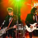 The Hollywood Vampires perform at The Greek Theatre on May 11, 2019 in Los Angeles, California - 454 x 251