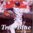Orel Hershiser - Sports Illustrated Magazine Cover [United States] (1 July 1991)