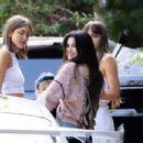 Selena Gomez – Out with a friends in Los Angeles