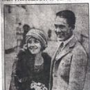 Olive Thomas and Jack Pickford