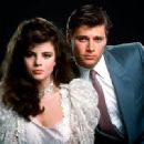 Yasmine Bleeth and Grant Show