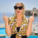 Bebe Rexha – Isle of MTV Photocall in Malta - 454 x 302
