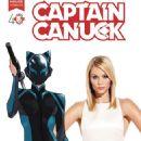 Laura Vandervoort as Bluefox in Captain Canuck - 454 x 698