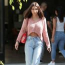 Chantel Jeffries – Leaving a Salon in West Hollywood - 454 x 681