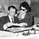 Frank Sinatra and Ava Gardner - 356 x 306