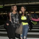 Victoria Justice at LAX Airport in Los Angeles 7/1/2016