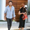 Lenny Kravitz-March 13, 2015-Out in LA