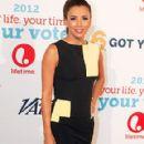 Eva Longoria: show her support for President Barack Obama