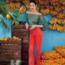 Wen Liu - Harper's Bazaar Magazine Pictorial [China] (March 2015)