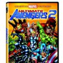Ultimate Avengers 2: Rise of the Panther DVD Boxart - 2006