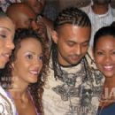 Sean Paul and Jodi Stewart