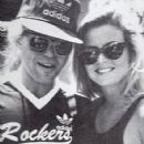 Rudy and Rebecca Sarzo at the annual TJ Martell Foundation in May 1988.
