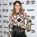 Shelley Hennig – Entertainment Weekly PopFest in Los Angeles October 31, 2016 - 454 x 598
