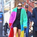 Gigi Hadid – Out and about in NY