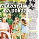 Grace Kelly - Tele Tydzień Magazine Pictorial [Poland] (6 October 2017) - 454 x 642
