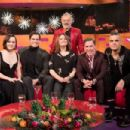 The Graham Norton Show in London - 20/12/2019.