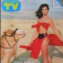Brooke Shields - TV Sorrisi e Canzoni Magazine Cover [Italy] (24 July 1983)