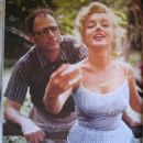 Arthur Miller and Marilyn Monroe - Biography Magazine Pictorial [Russia] (1 December 2011) - 454 x 654
