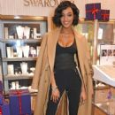 Jourdan Dunn – Exclusive Swarvski Meet and Greet in London - 454 x 703