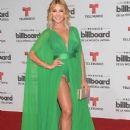 Zuleyka Rivera- Billboard Latin Music Awards - Arrivals