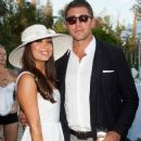 Joffrey Lupul and Cheryl Burke