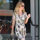 Kate Bosworth shopping at Theory on Melrose Ave in Hollywood, CA (July 25)