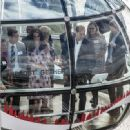 Catherine, Duchess of Cambridge and Prince William Duke of Cambridge visit the London Eye - 454 x 331