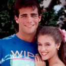 Alyssa Milano and Brian Bloom