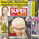 Hubert Urbanski - Super Express Magazine Cover [Poland] (12 February 2020)