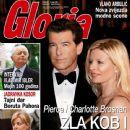 Pierce Brosnan, Charlotte Brosnan - Gloria Magazine Cover [Croatia] (4 July 2013)