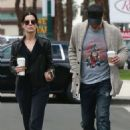 Sandra Bullock and Bryan Randall out in Studio City - 454 x 681