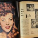 Ida Lupino - Movieland Magazine Pictorial [United States] (October 1946) - 454 x 334