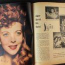 Ida Lupino - Movieland Magazine Pictorial [United States] (October 1946)