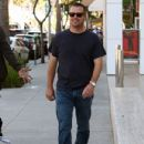 Chris O'Donnell was out and about in Los Angeles, California on March 21, 2012