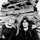 George Harrison and Pattie Boyd  Wales, 1969. Christopher Simon-Sykes Photographer - 250 x 309