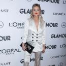 Laura Whitmore – 2018 Glamour Women of the Year Awards in NYC - 454 x 681