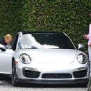 Lewis Hamilton with Sofia Richie