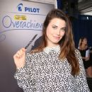 Actress Meghan Ory attends PILOT PEN & GBK's Pre-Emmy Luxury Lounge - Day 1 at L'Ermitage Beverly Hills Hotel on September 16, 2016 in Beverly Hills, California - 454 x 375