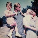 Prince Philip and Queen Elizabeth II - 454 x 343