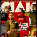 Django Unchained - Ciak Magazine Cover [Italy] (January 2013)